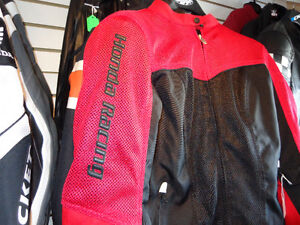 Women's Med. Honda Racing jacket    recycledgear.ca Kawartha Lakes Peterborough Area image 8