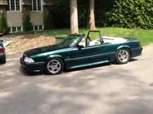 1992 Ford Mustang Cabriolet