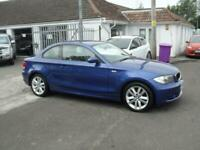 2008 BMW 1 Series 120d SE 2dr COUPE Diesel Manual