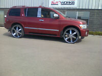 **must see 2004 Infiniti QX56 SUV for sale**