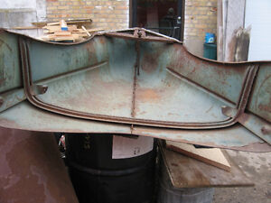 Western 1940/41 Ford Pickup hood, sell or trade London Ontario image 8