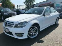 2013 Mercedes-Benz C-CLASS 2.1 C220 CDI BLUEEFFICIENCY AMG SPORT 4d 168 BHP Salo