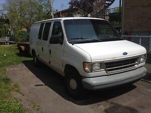 1992 Ford Econoline E150 nego
