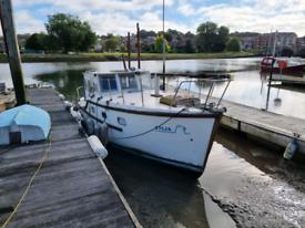 1977 Colvic Northerner fibreglass boat for sale