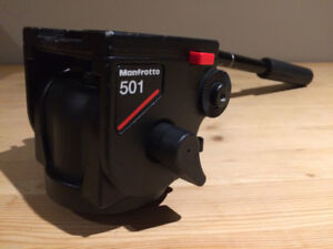 Manfrotto 501 Fluid Head