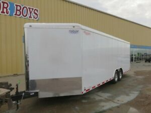 "2020 Continental Cargo Auto Plus 8'6"" Wide Tandem Axle AP8524TA4"