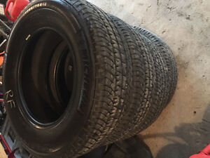 Michelin 265/70/R18 tires for sale
