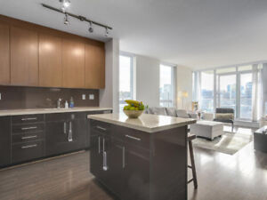 Have it all in the heart of SE False Creek