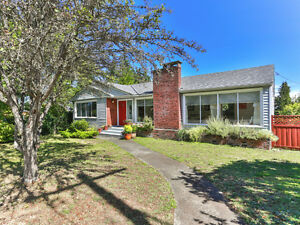 Great Family Home with Private Back Yard