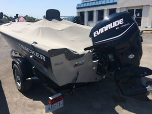 2008 18ft Tracker boat for Sale