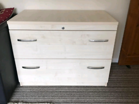 2 drawer storage