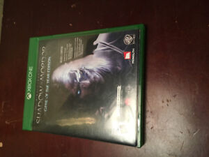 Shadow of Mordor game of the year edition xbox one