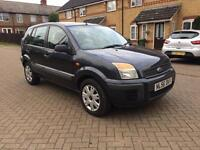 2006 Ford Fusion 1.4 Style Climate Hatchback 5dr Petrol Manual (154 g/km,