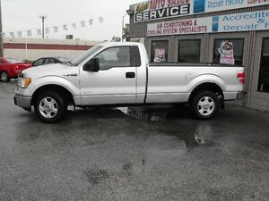 """2011 F150 XLT TURBO  LOADED  8"""" BOX  2 WD  LOCAL  NO ACCIDENTS"""