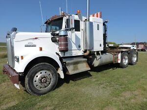 1986 KENWORTH W-900 WINCH TRACTOR