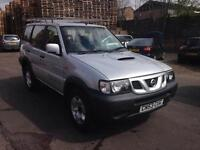 2003 Nissan Terrano 2.7 TD S 5dr