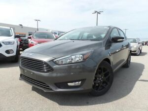2017 Ford Focus SEL 2.0L I4 250A FREE WINTER TIRES