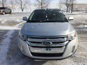 2011 FORD EDGE SEL AWD FULL LOAD LEATHER SUNROOF PRICED TO SELL!