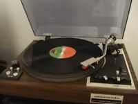 MARANTZ 6200    HiFi turntable w/org. AT or  SHURE cartridge