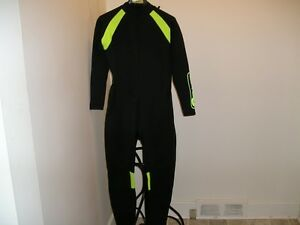Diving or snorkeling suit.