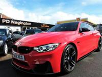 2016 BMW M4 M4 DCT Auto + SURROUND VIEW + HARMAN CARDON + CARBON FIBRE + FINANCE