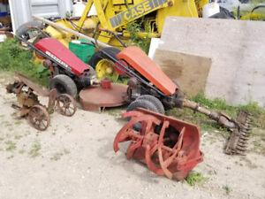 Gravely Equipment - Asking $2000