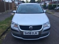 Volkswagen Touran 1.9 TDI S 5 Door 7 Seats