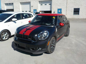 2013 MINI Other John Cooper Works ALL4 Coupe (2 door)