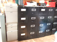 Round table  ** filing cabinets **desk ** Chair's** monitor's *