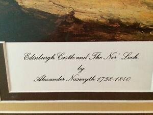 framed print Edinburgh Castle Scotland Belleville Belleville Area image 2