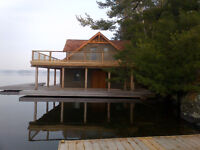 Dock and Boathouse Repairs in Muskoka - Rebuilds and New