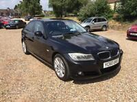 2011 BMW 3 Series 2.0 320d SE 4dr