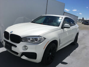 2016 BMW X6 XDRIVE M-PACKAGE SPORT 32000KM