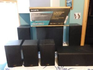 Complete 6.1 Surround System