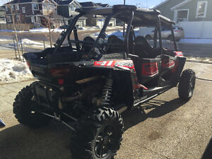 BRAND NEW, NEVER USED 2016 POLARIS RZR XP4 1000HD