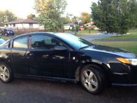 2007 Saturn Ion Quad Coupe (with suicide doors)