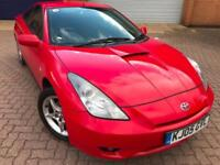 ***TOYOTA CELICA PETROL 2005 ,FULLY SERVICED LONG MOT***