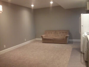One bedroom basement. In Forest Grove