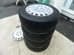 Winter Tires, Rims, Wheel Covers, Wheel Nuts