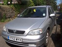 53reg Vauxhall Astra 1.7 DIESEL long test - now £475 pretty good for that