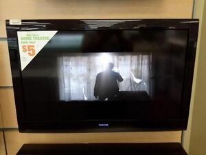 "*** USED *** TOSHIBA TOSHIBA 40"" LCD TV   S/N:71M03814K1   #STORE509"