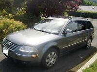 2005 VW Passat TDI ~ Awesome Mileage!