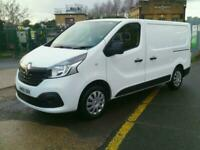 2018 Renault Trafic SL27 BUSINESS PLUS DCI Panel Van Diesel Manual