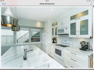 Stunning, spacious basement suite, new construction.