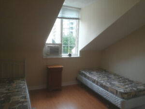FULLY FURNISHED 2 PERSON UNIT, PRIME DOWNTOWN LOCATION- APRIL