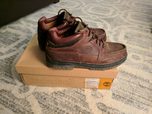 Brand New Timberland Brown Leather GORE-TEX Size 10 Men's