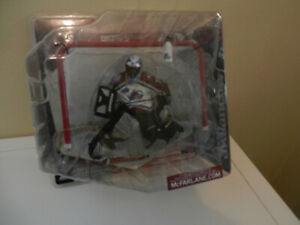 Mcfarlane Patrick Roy Series 1 Rare Repaint with Logo on Bottle
