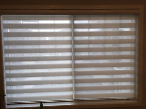 Window blinds for faded window. Call 5877039680