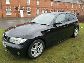 BMW 116 1.6 i Sport PX Swap Anything considered