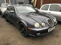 Jaguar S-Type 4.2 V8 SE Plus 4dr | Automatic